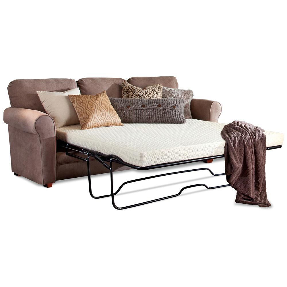 Remarkable Plushbeds Slice Of Heaven Queen Wide 4 5 In Memory Foam Machost Co Dining Chair Design Ideas Machostcouk