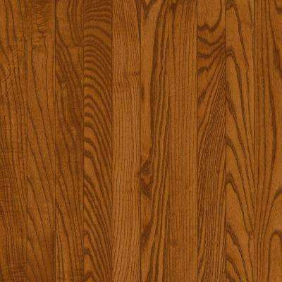 Take Home Sample - American Originals Copper Dark Oak Engineered Click Lock Hardwood Flooring - 5 in. x 7 in.