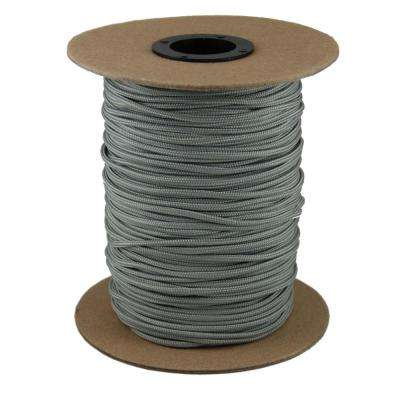 #2-3/4 in.Crosslace 300 ft.  Dark Grey