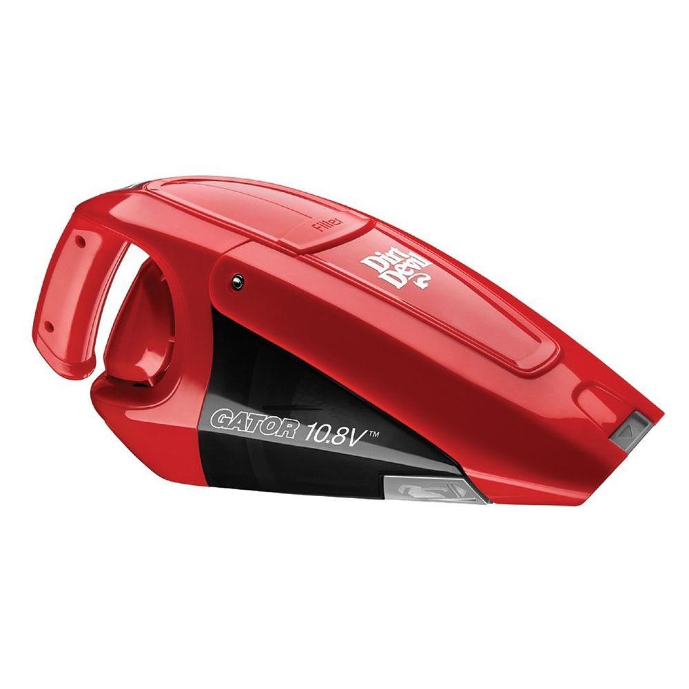 Dirt Devil Gator 10.8-Volt Cordless Handheld Vacuum Cleaner