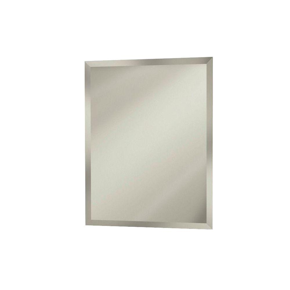 Attirant Gallery Oversized 24 In. W X 30 In. H X 5 In. D Frameless Recessed Or  Surface Mount Bathroom Medicine Cabinet 72SS304DX   The Home Depot