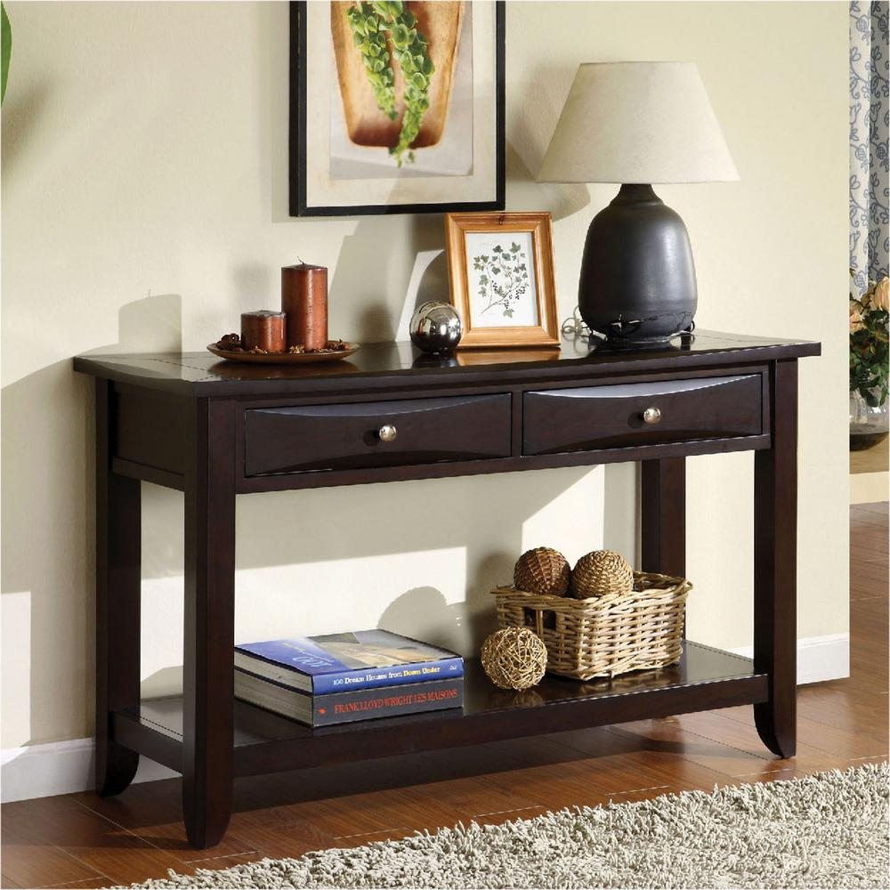 Furniture of America - Accent Tables - Living Room Furniture - The ...