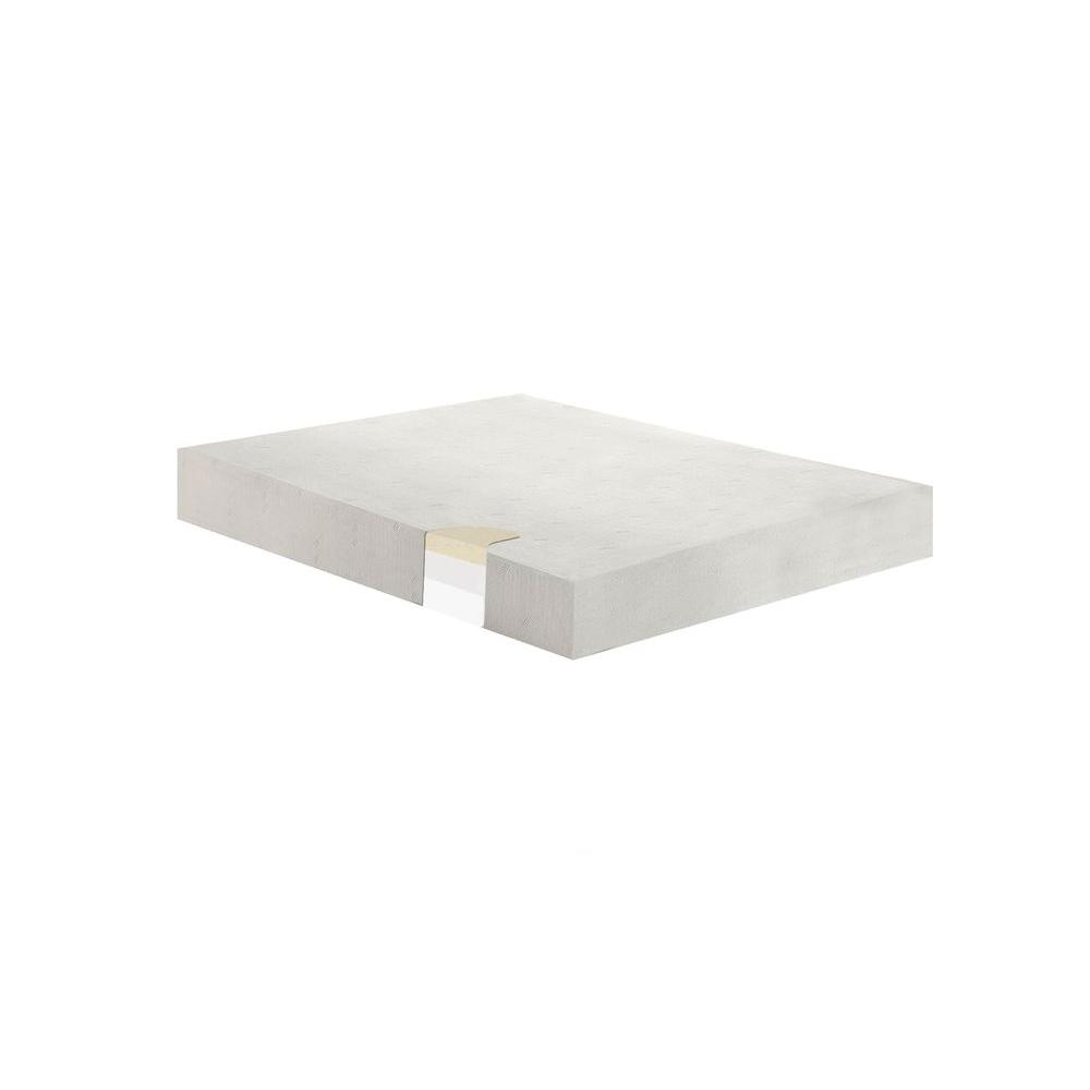 Sleep Innovations 8 in. Queen-Size SureTemp Memory Foam M...