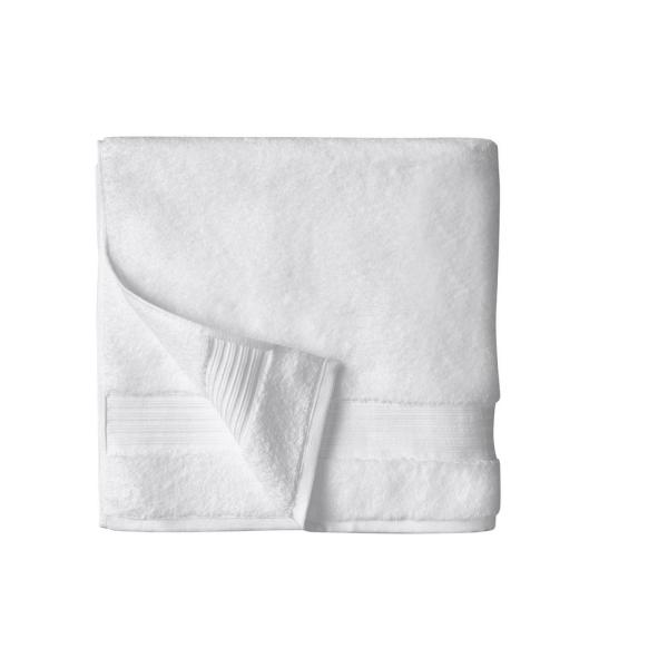 Home Decorators Collection Egyptian Cotton Bath Towel in White AT17754_White