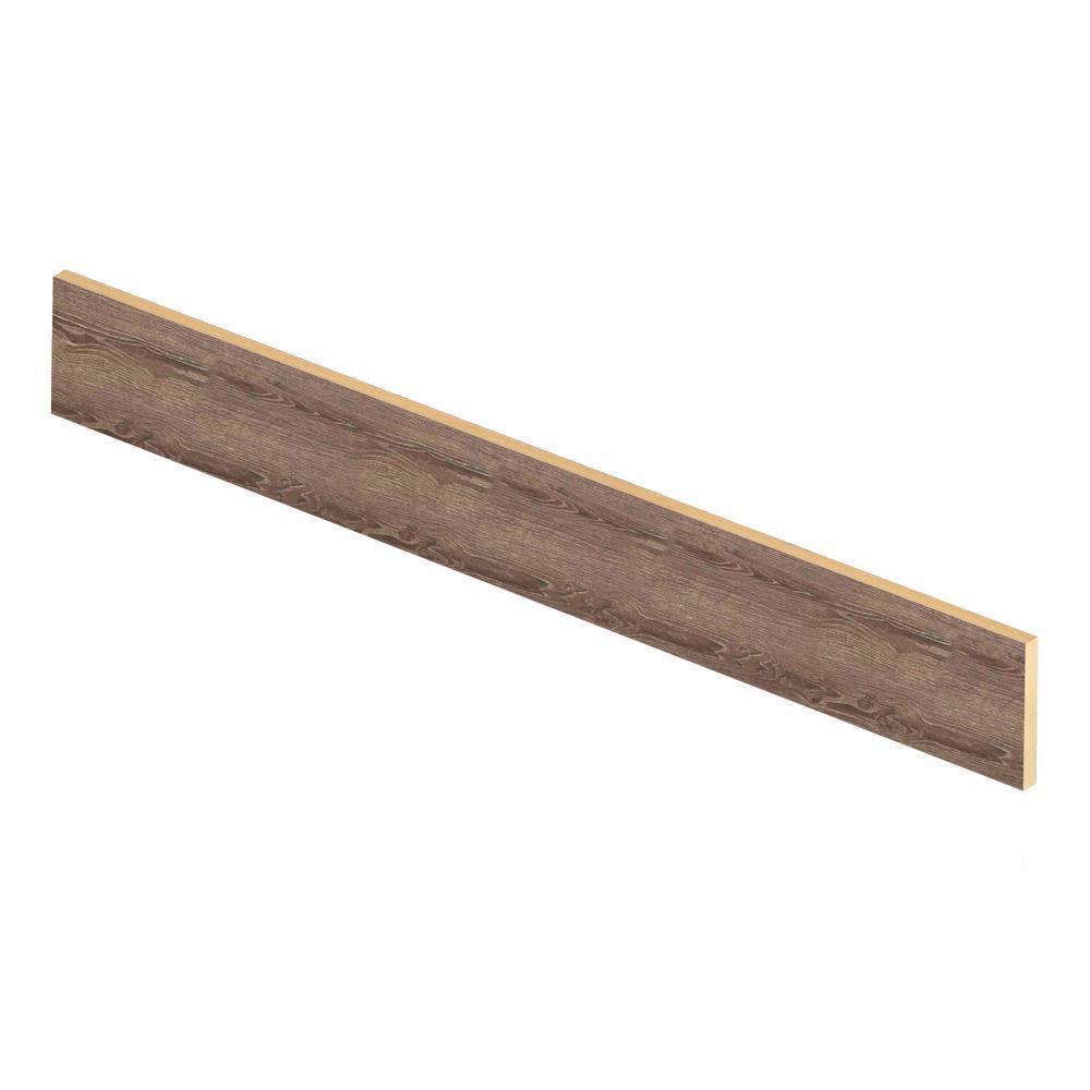 Cashmere Oak 94 in. Length x 1/2 in. Deep x 7-3/8
