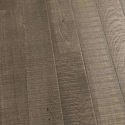 Take Home Sample - French Oak Santa Cruz Solid Hardwood Flooring - 5 in. x 7 in.