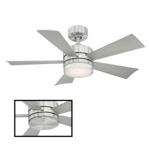 Modern Forms Wynd 42 in  Indoor and Outdoor 5 Blade Smart
