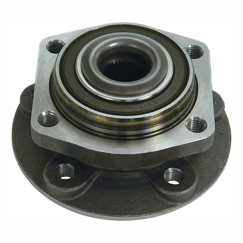 Timken Front Wheel Bearing and Hub Assembly fits 1999-2004 Volvo C70 S70,V70