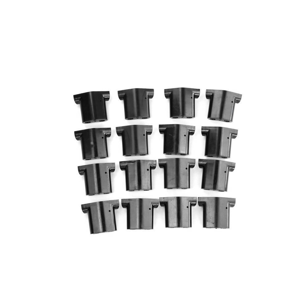 Vinyl Panel Connectors (16-Pack)