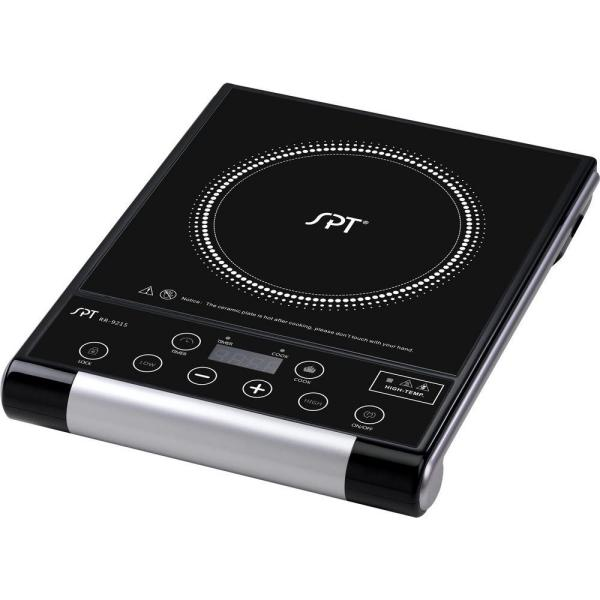 Spt Micro Computer Radiant Cooktop