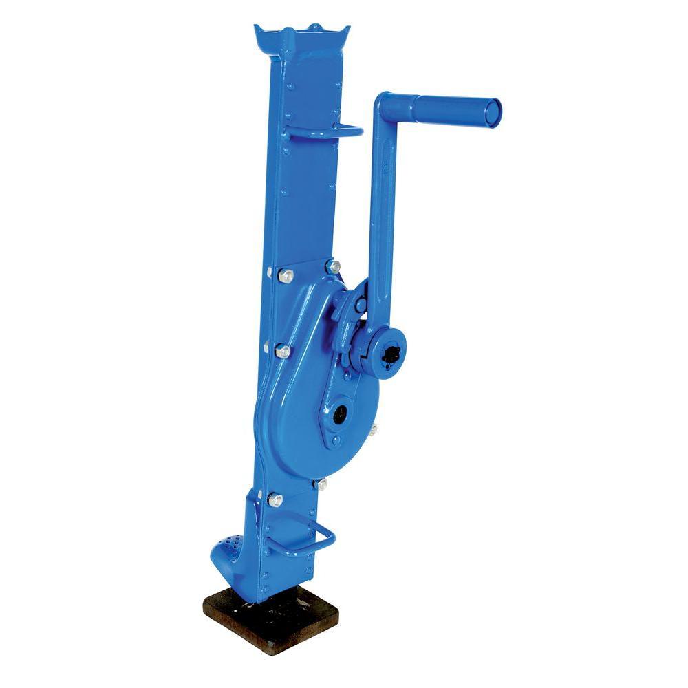 Vestil 3,000 lb. Capacity Mechanical Machinery Jack
