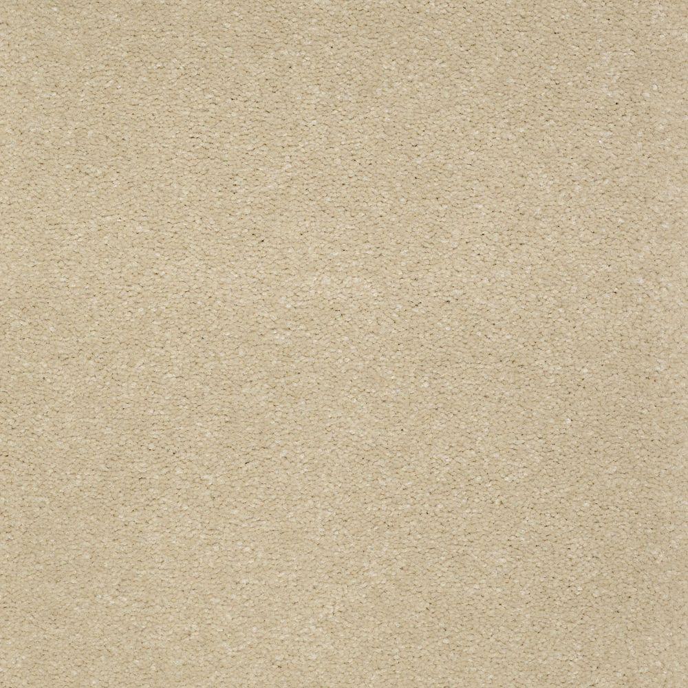 Platinum Plus Enraptured I - Color Restoration Ivory 12 ft. Carpet