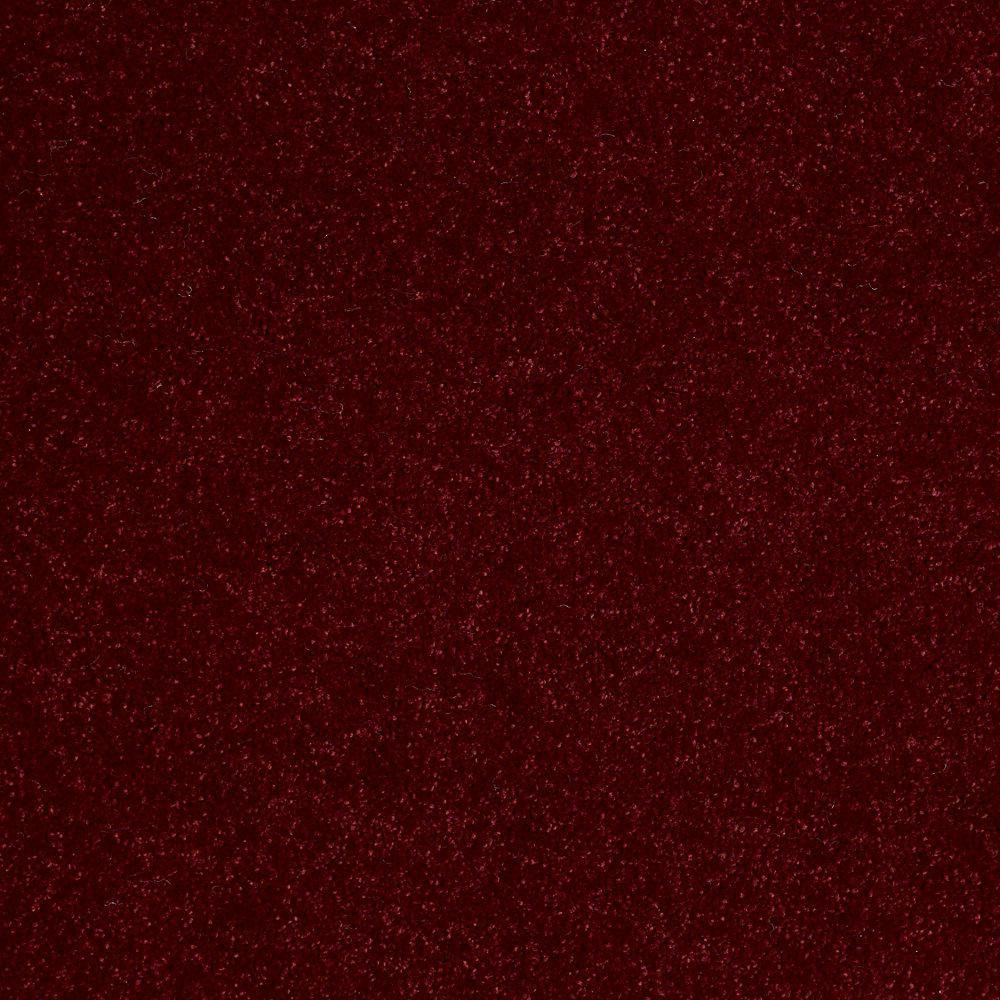 Carpet Sample - Cressbrook I - In Color Sultana 8 in. x 8 in.
