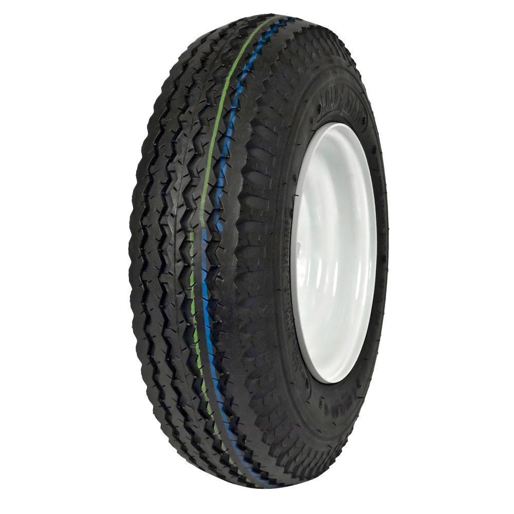 480/400-8 Load Range C Trailer Tire