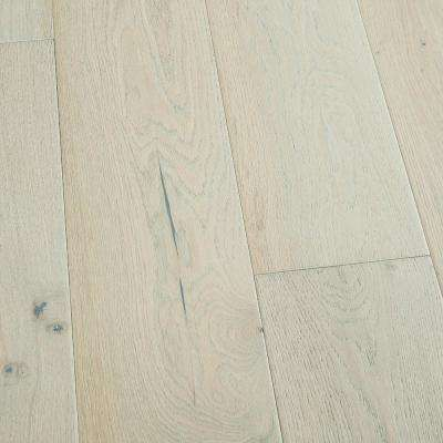 Take Home Sample - French Oak Salt Creek Click Lock Hardwood Flooring - 5 in. x 7 in.