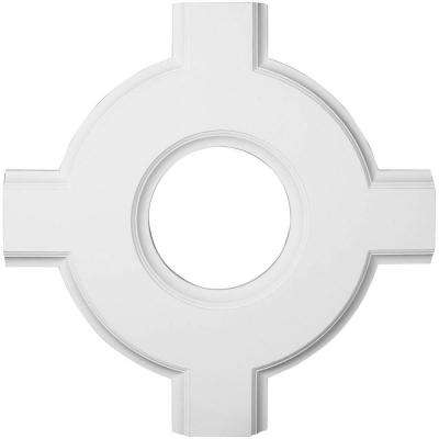 36 in. Inner Circle Intersection for 8 in. Traditional Coffered Ceiling System