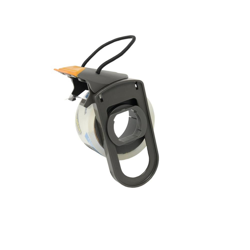 Mighty Line Tape Tearer 2 in. Tape Dispenser with 1-Roll of Tape