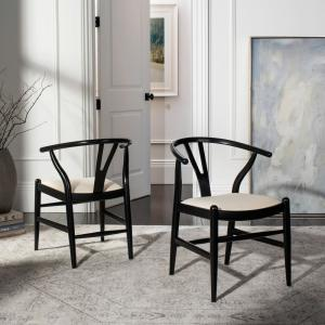 internet 8 safavieh aramis black dining chair