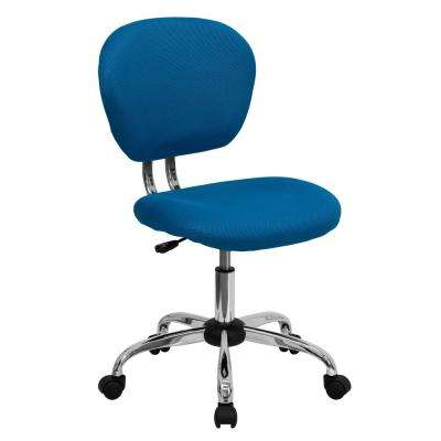 Turquoise Office/Desk Chair