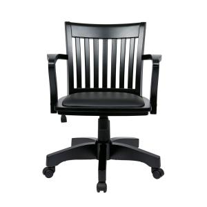 Lovely +9. OSPdesigns Black Bankers Chair