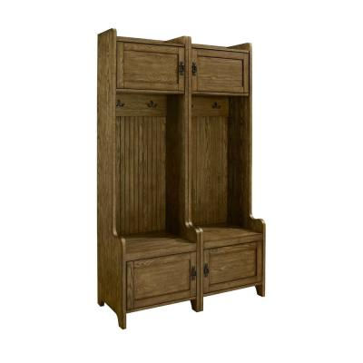 Fremont Coffee Entryway Set (2-Piece)