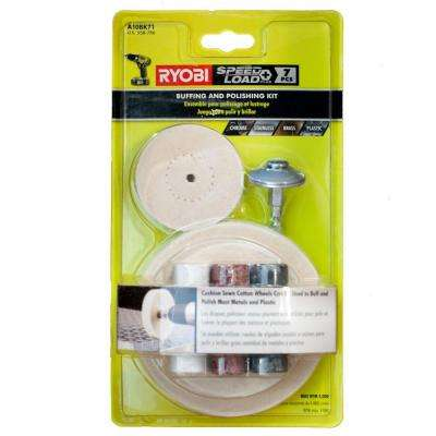 Metal Buffing Kit (7-Piece)
