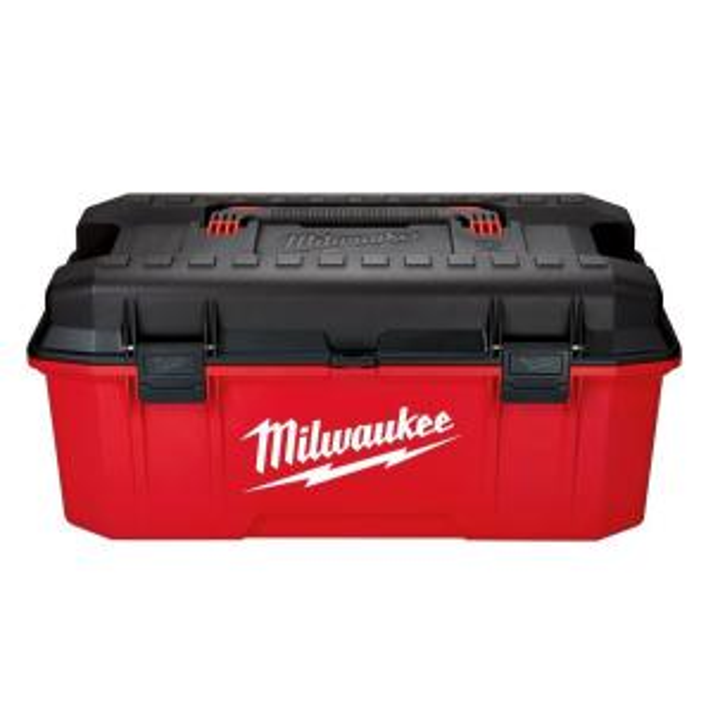 Milwaukee 26 In Jobsite Work Tool Box Mtb2600 The Home