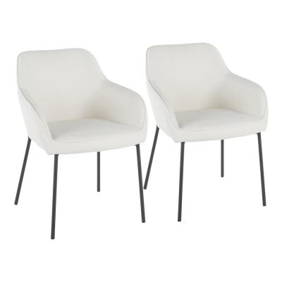 Daniella Cream Dining Chair (Set of 2)