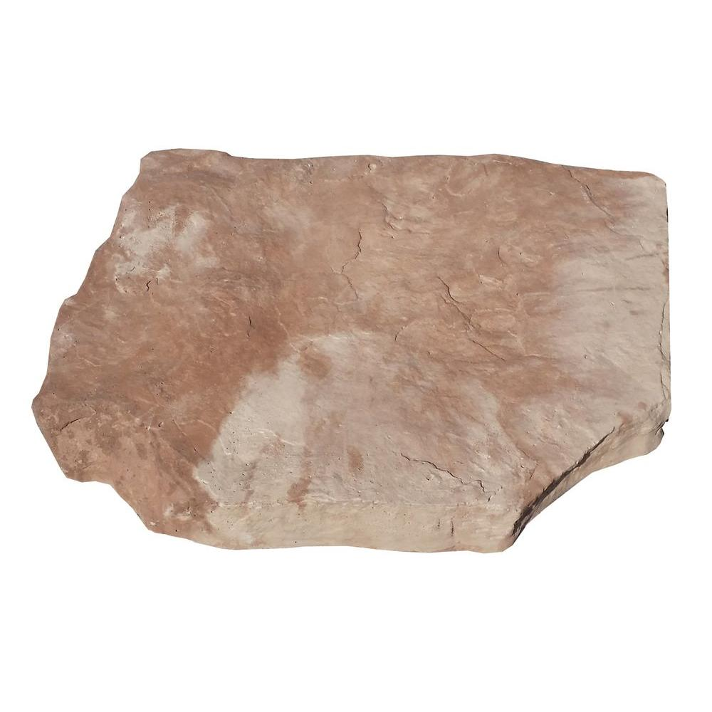 Classic Stone Stonehaven Sedona Stepping Stone Pack 27 Pieces Per