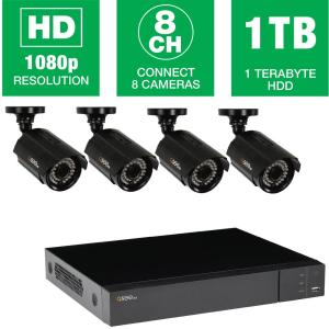 Q-See Security Camera Systems on Sale from $129.00 Deals