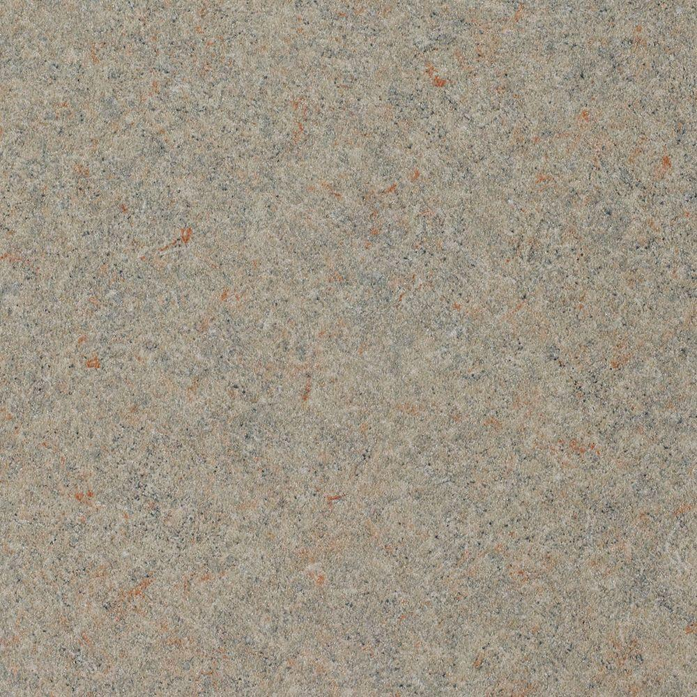 2 in. x 3 in. Laminate Countertop Sample in Bronze Legacy