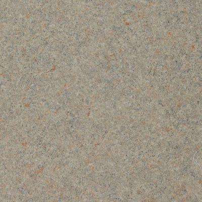 2 in. x 3 in. Laminate Countertop Sample in Bronze Legacy with Standard Matte Finish