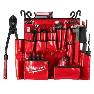 25.2 in. Aerial Tool Apron