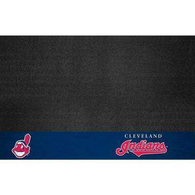 Cleveland Indians 26 in. x 42 in. Grill Mat