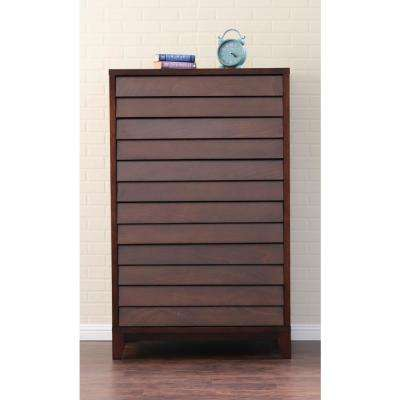Red - Chest of Drawers - Dressers & Chests - Bedroom Furniture - The ...