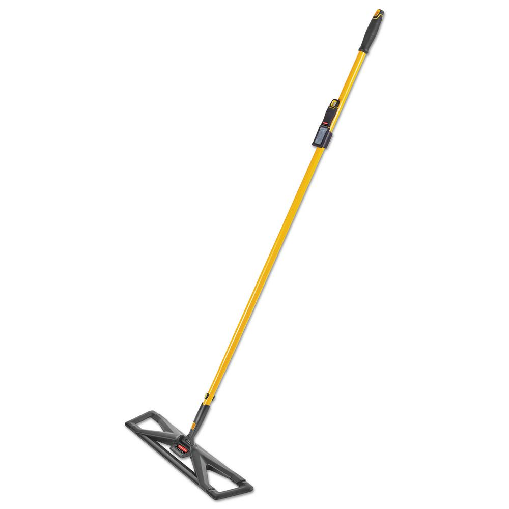 Maximizer 24 in. x 5.5 in. Dust Mop Frame with Handle