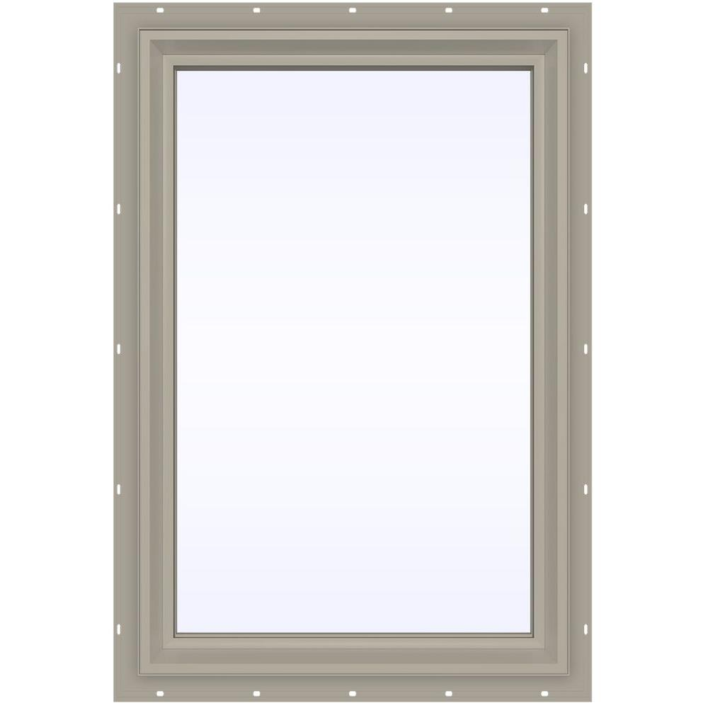 23.5 in. x 35.5 in. V-2500 Series Desert Sand Vinyl Picture