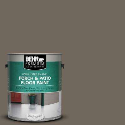 1 gal. #T16-20 Opus Low-Lustre Porch and Patio Floor Paint