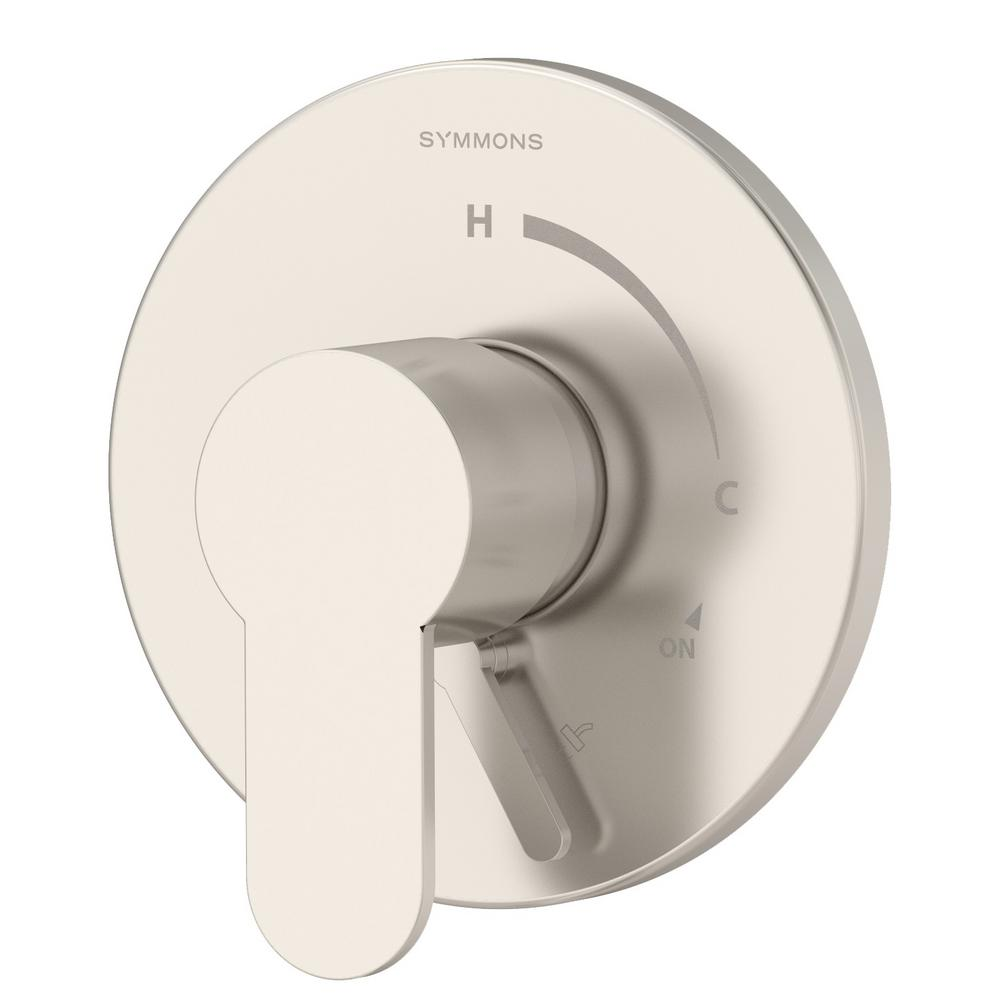 Symmons Identity 1-Handle Pressure Balance Tub/Shower Valve with ...