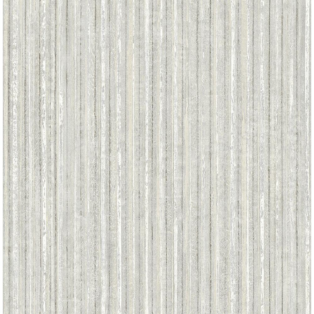 Brewster 56.4 sq. ft. Maison Ivory Maison Texture Wallpaper 2767-23761