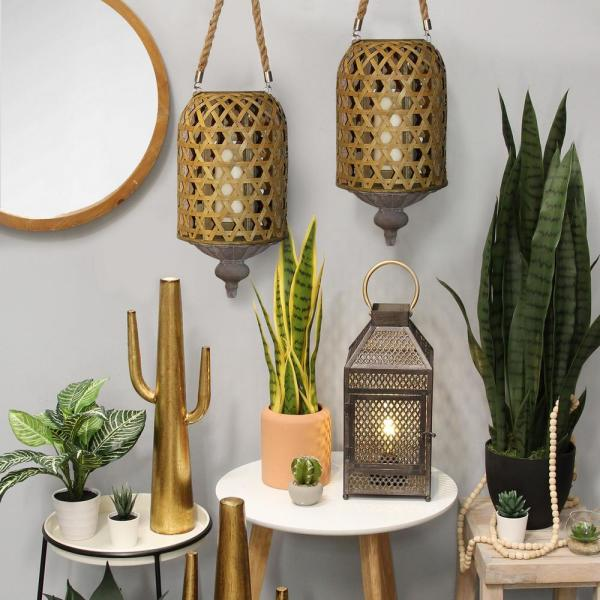Stratton Home Decor Hanging Bamboo