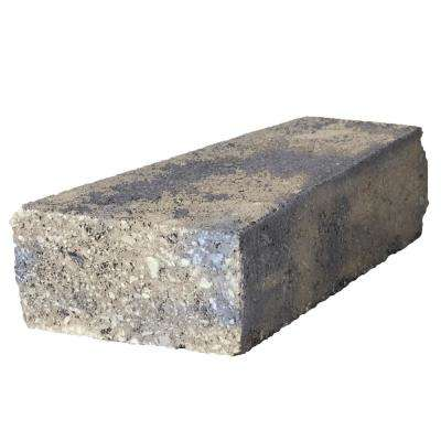 Rockwall 2 in. H x 4.29 in. W x 9 in. D Marine Concrete Wall Block Cap (320-Pieces per 89.3 sq. ft. per Pallet)