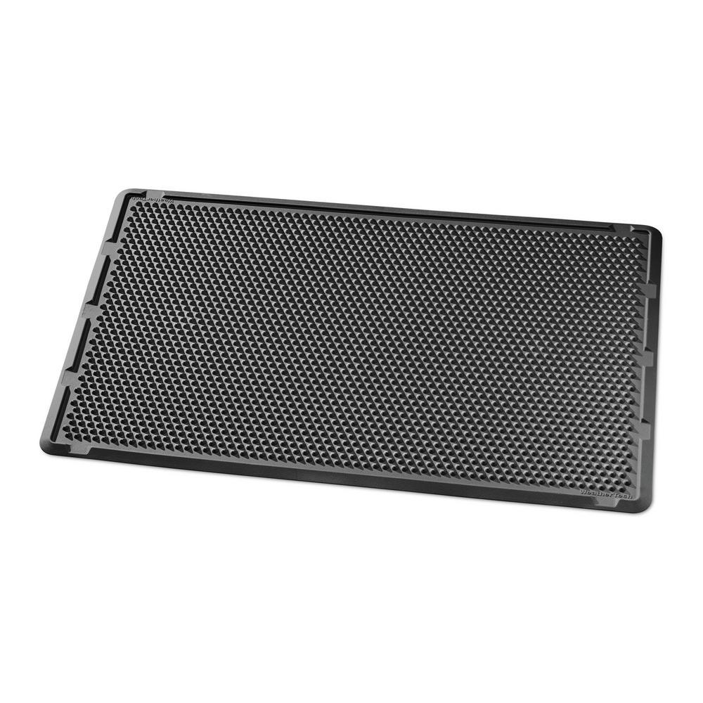 30 in. x 60 in. Black Outdoor Mat