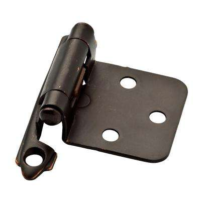 Bronze - 2 - Cabinet Hinges - Cabinet Hardware - The Home Depot