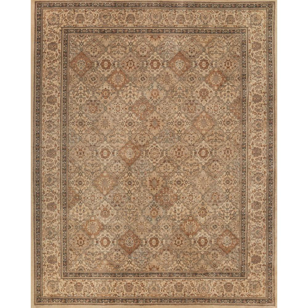 Area Rugs Home Depot: Home Decorators Collection Linden Ivory 5 Ft. X 7 Ft