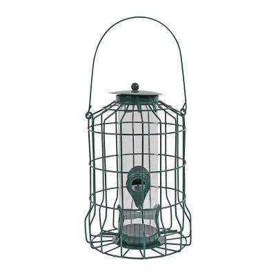 Squirrel Proof Steel Wild Bird Feeder