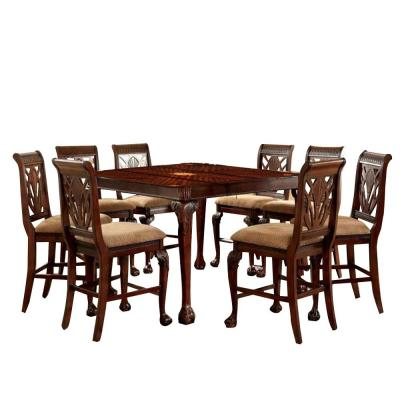 Seats 8 Dining Room Sets Kitchen Dining Room Furniture The Home Depot
