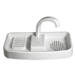 Toilet Tank Cover Faucet And Sink Combo