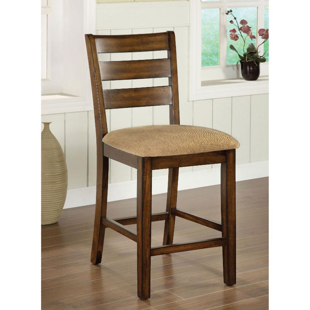Oak Dinning Chairs: Venetian Worldwide Priscilla I Antique Oak Dining Chair