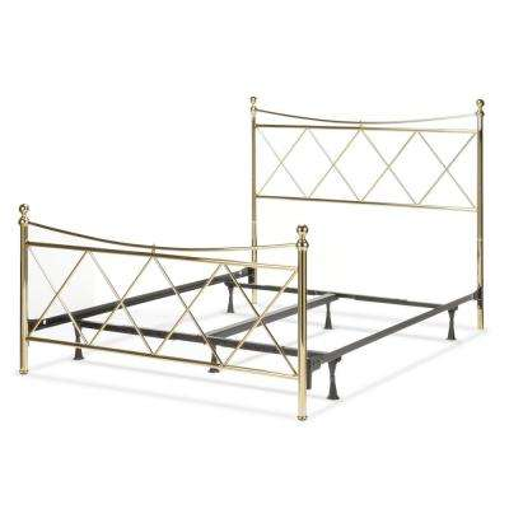 Lennox Classic Brass California King. Bronze   Beds   Headboards   Bedroom Furniture   The Home Depot